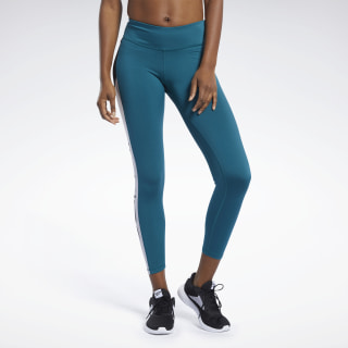 Workout Ready Logo Tights Heritage Teal FJ2754