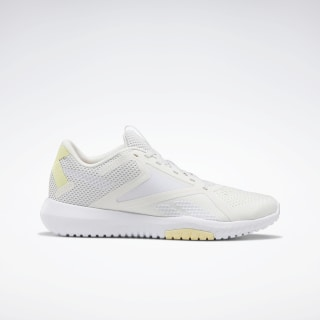 Reebok Flexagon Force 2.0 Shoes True Grey / White / Lemon Glow EH3574