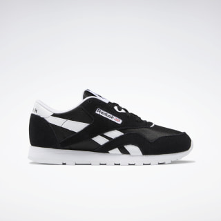 Classic Nylon - Primary School Black / White J21506