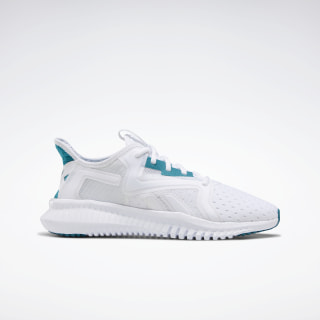 Кроссовки Reebok Flexagon 3.0 White/white/cold grey 5/seaport teal FU6639