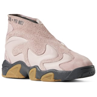 Mobius Experiment Shoes Pale Pink / True Grey / Gold Metallic EF4638