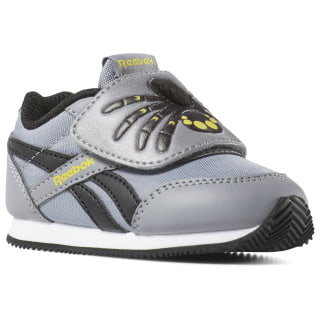 Reebok Royal Classic Jogger 2 Cold Grey / Black / Go Yellow DV4176