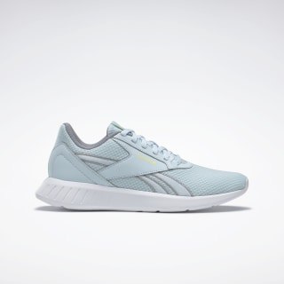 Reebok Lite 2.0 Shoes Glass Blue / White / Lemon Glow EH2700
