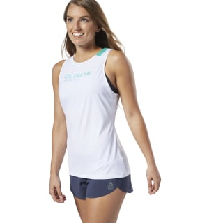 Reebok CrossFit® ACTIVCHILL Tank Top White DY8391
