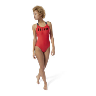 Купальник Swimwear Graphic Red/canton red DP6496
