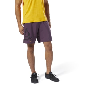 Training Epic Lightweight Shorts Urban Violet DU3990