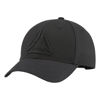 Active Enhanced Baseball Cap Black CZ9886