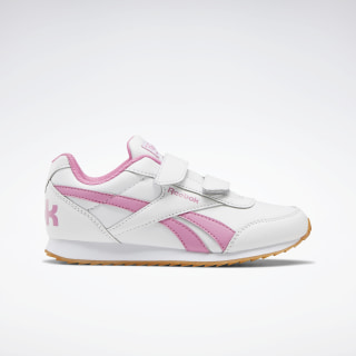 Reebok Royal Classic Jogger 2.0 Shoes White / Posh Pink / Gum EH0954