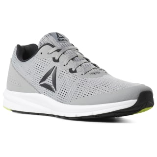 Tênis Reebok Runner 3.0 true grey / black / white / neon lime CN6806