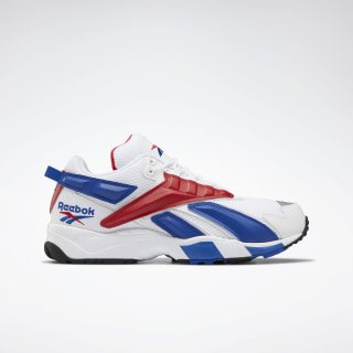 Interval 96 Shoes White / Collegiate Royal / Scarlet EH3102