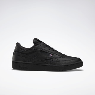 Кроссовки Reebok Club C 85 Revenge black/NONE/NONE EH2145