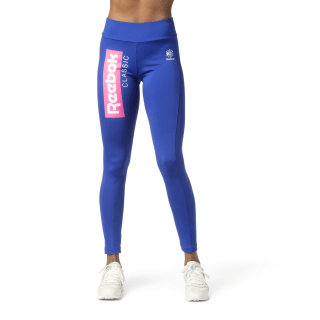 Leggings Classics R Collegiate Royal DX0134