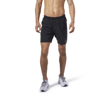 Shorts de 18 cm aprox. Running Essentials Black DY8306