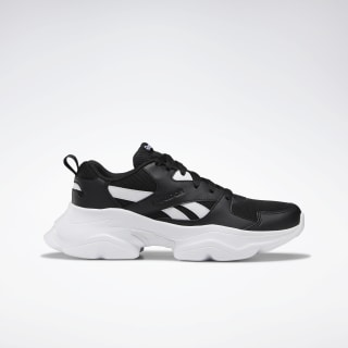Reebok Royal Bridge 3.0 Shoes Black / Black / White DV8849