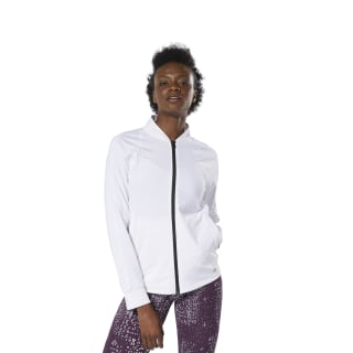 Track Jacket White DP5641