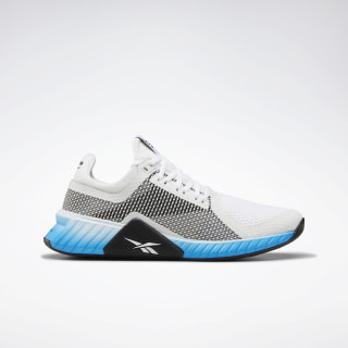 Flashfilm Trainer Shoes White / Bright Cyan / Black EF4573