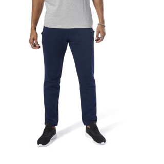 Pantalón con bastas ajustadas Training Essentials Collegiate Navy DU3753