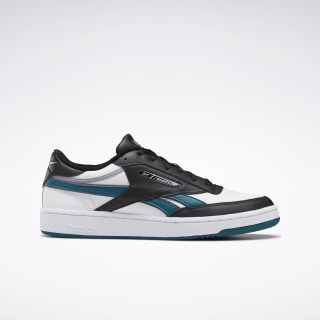 Кроссовки Reebok Club C Revenge Multicolor/white/heritage teal/black EG4299