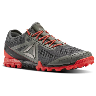 Tenis All Terrain Super 3.0 IRONSTONE/COAL/DAYGLOW RED/ALLOY/PWTR/WHT BS5704