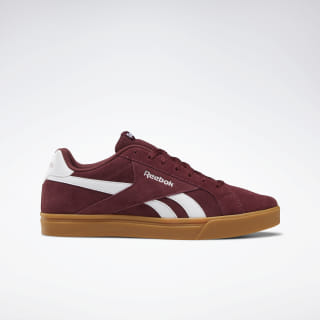 Кроссовки Reebok Royal Complete 3.0 Low LUX MAROON/WHITE/GUM DV8341