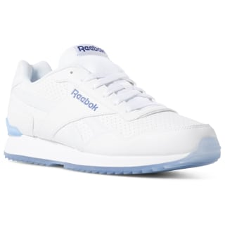 Tênis Reebok Royal Glide white / collegiate royal / ice CN7336