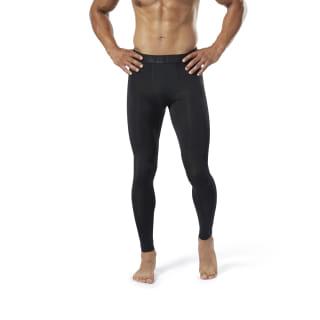 WOR Big Logo Compression Tights Black DP6169