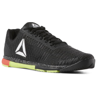 Кроссовки Reebok Speed TR Flexweave BLACK/WHITE/NEON LIME/RED DV4405