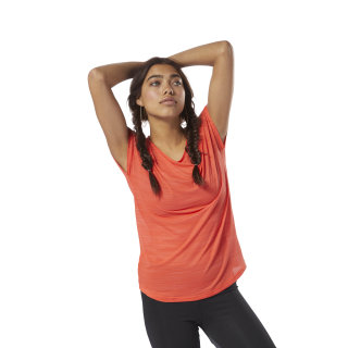 Camiseta Workout Ready ACTIVChill Carotene D95085