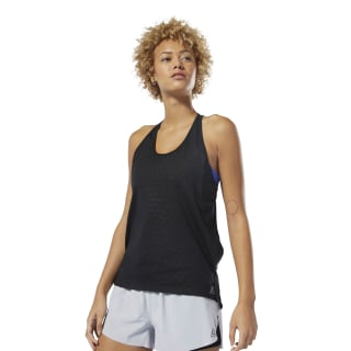 SmartVent Tank Top Black DU4142