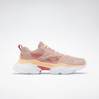 Reebok Royal Bridge 3.0 Shoes Chalk Pink / Rosette / Sunglow EG7773