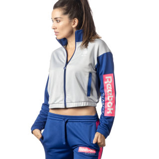 Classics Track Jacket Cloud Grey DX2338