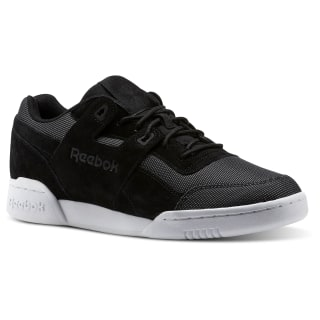 Reebok Workout Plus DYN Black/White BS9747