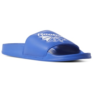 Classic Slide Crushed Cobalt/White DV4101