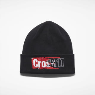 Шапка-бини Reebok CrossFit® Graphic Black EC5714