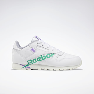 Classic Leather White / Emerald / Grape / Chalk DV9603