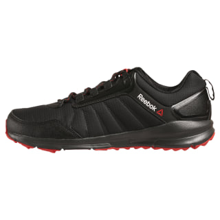 Кроссовки Reebok Warm & Tough Black/BLACK/GRAVEL/RIOT RED BD4191