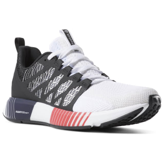 Reebok Fusion Flexweave® Cage Black / Primal Red / White / Skull Grey CN8388