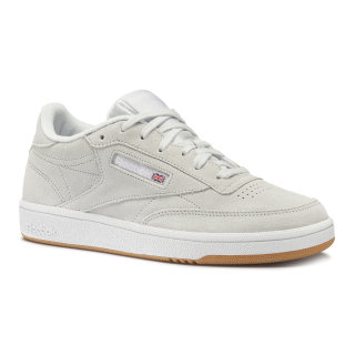 Club C 85 Premim Basic 3-Spirit White / Gum / White CN5511