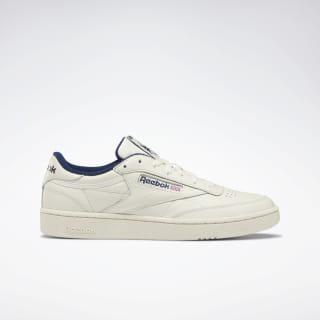 Club C 85 Chalk / Paperwhite / Navy DV8815
