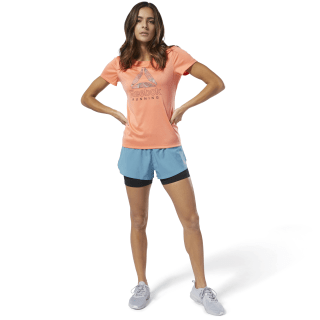 Running 2-in-1 Shorts Mineral Mist DP6592