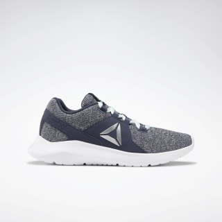 Reebok EnergyLux Shoes Heritage Navy / Cold Grey 4 / Emerald Ice DV6481