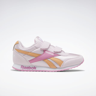 Reebok Royal Classic Jogger 2.0 Shoes Pixel Pink / Posh Pink / Sunbaked Orange EF3729