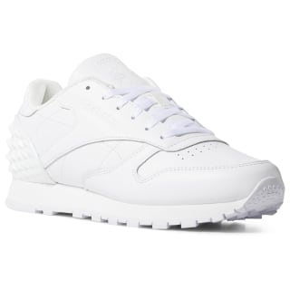 Classic Leather White/White CN8663