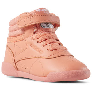 Tenis Freestyle Hi icons-stellar pink / white / peach twist DV4349