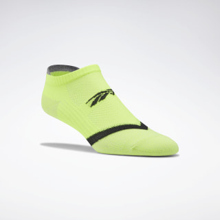 VB Running Socks Solar Yellow FR0551