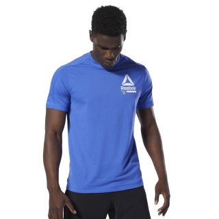 Training Speedwick Move Tee Crushed Cobalt DU3970