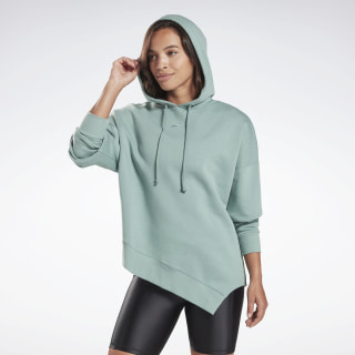 Sweat à capuche Studio Cozy Green Slate FK5350