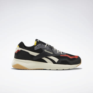 Reebok Royal Dashonic 2.0 Shoes Black / Grey / Yellow / Red DV6737