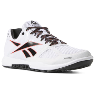 Reebok CrossFit® Nano 2 White / Black / Neon Red DV5747