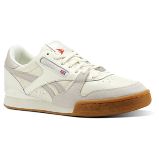 Phase 1 Pro Gum-Classic White/Sandstone/Red CN3399